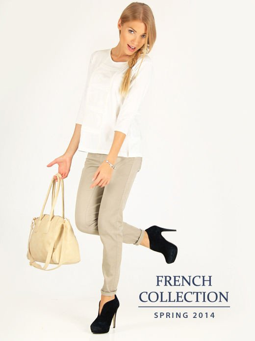 French Collection Bluzka