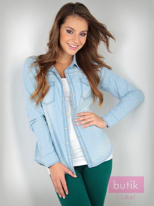 Butik Koszula jeansowa